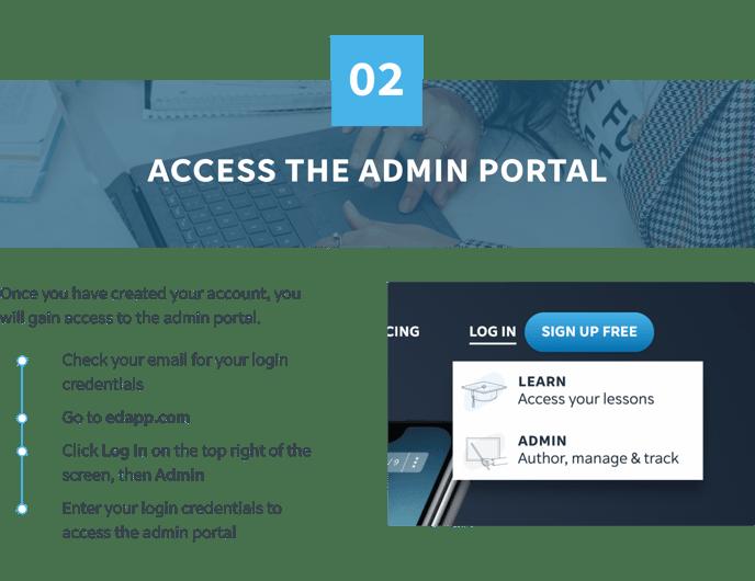 2 Access Admin Portal-1